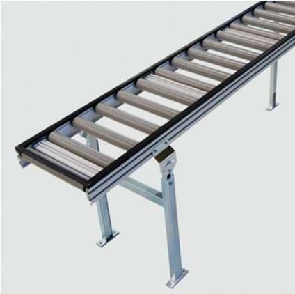 Roller Conveyor with Individual Width