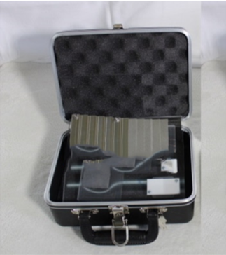 ASTM F792-OE Step Wedge X-Ray Test Object Case