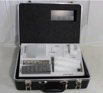 ASTM F792-HP Step Wedge X-Ray Test Object Case