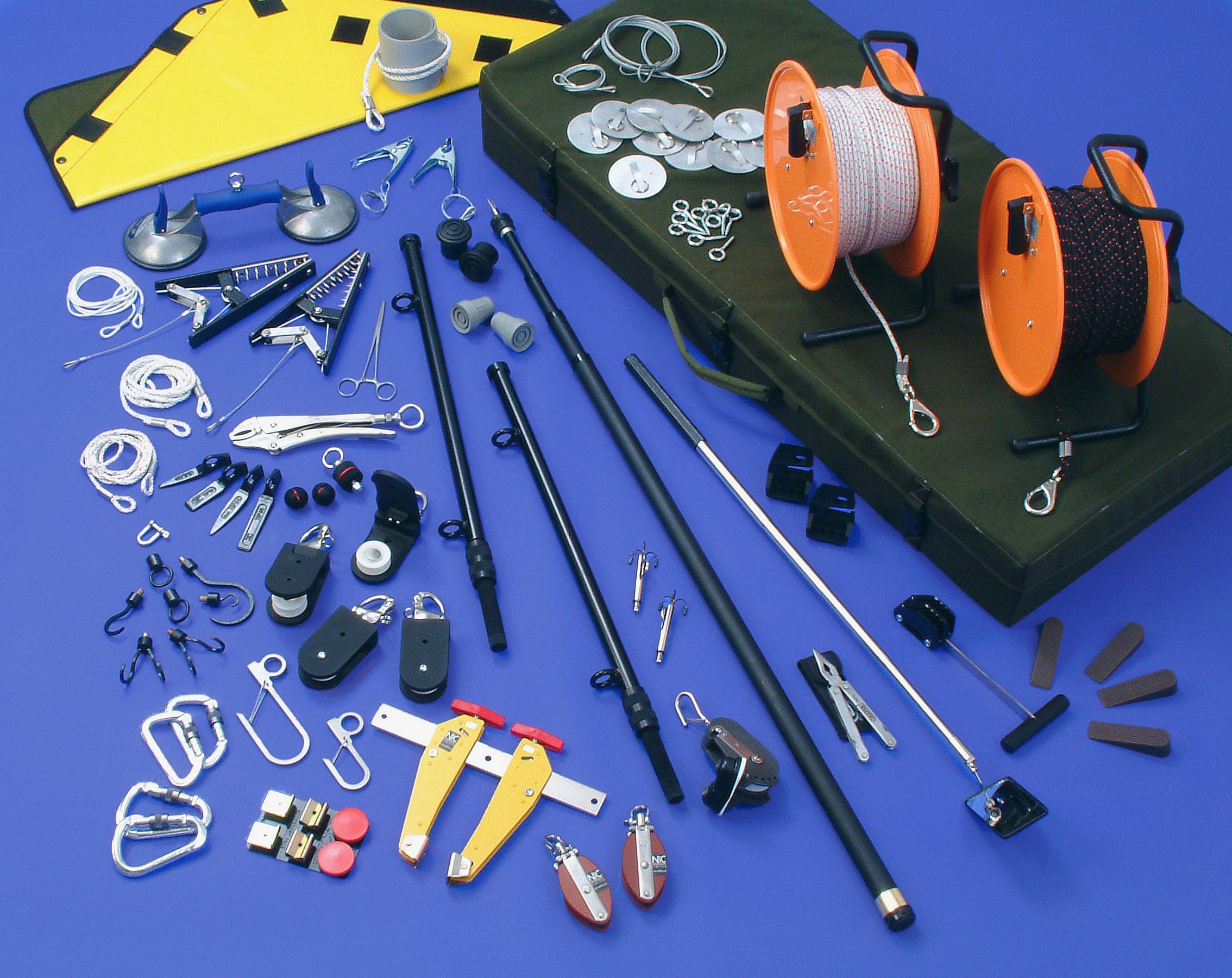 Comprehensive Hook and Line Kit