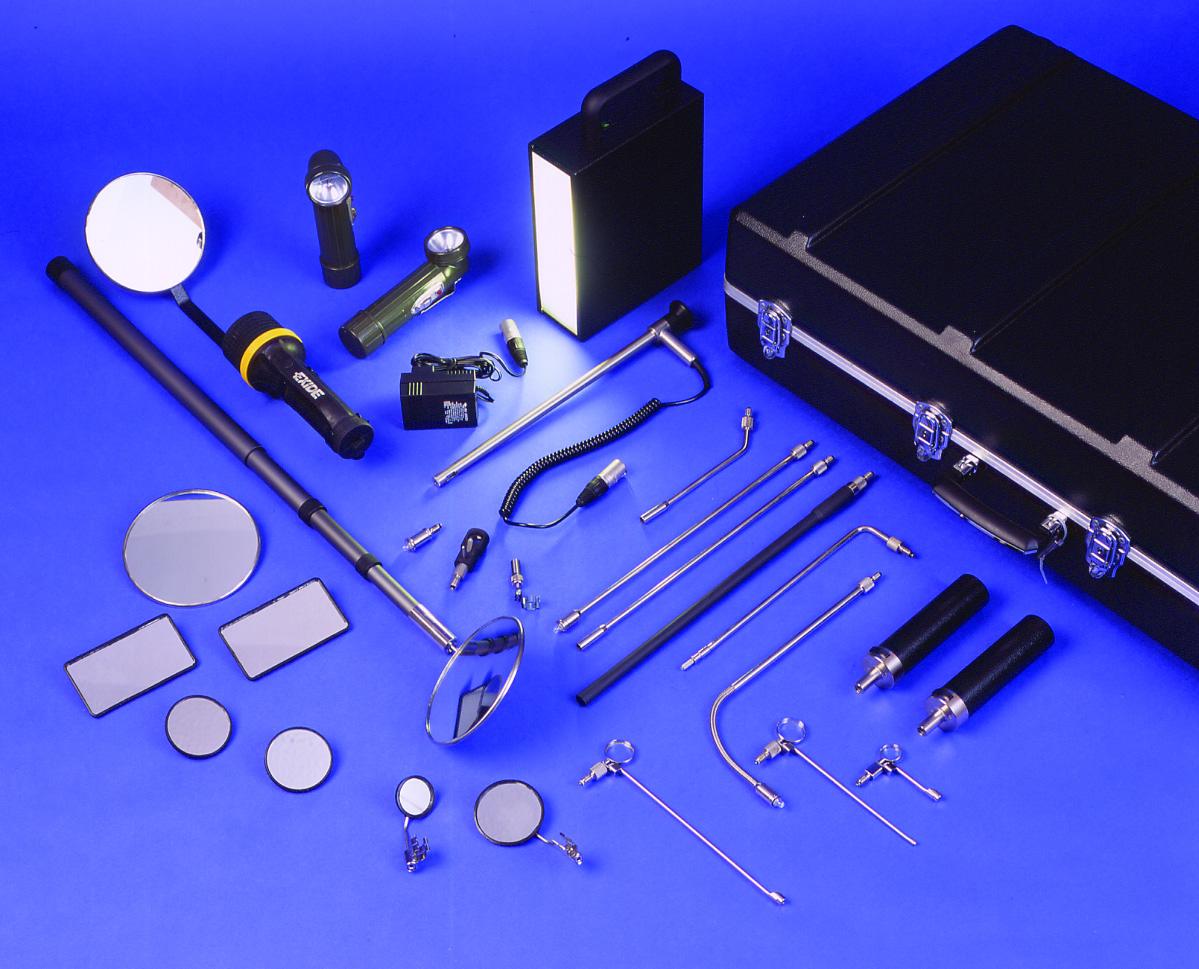 Comprehensive Search Mirror Kit