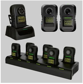 WG 6 Body Worn Video Camera