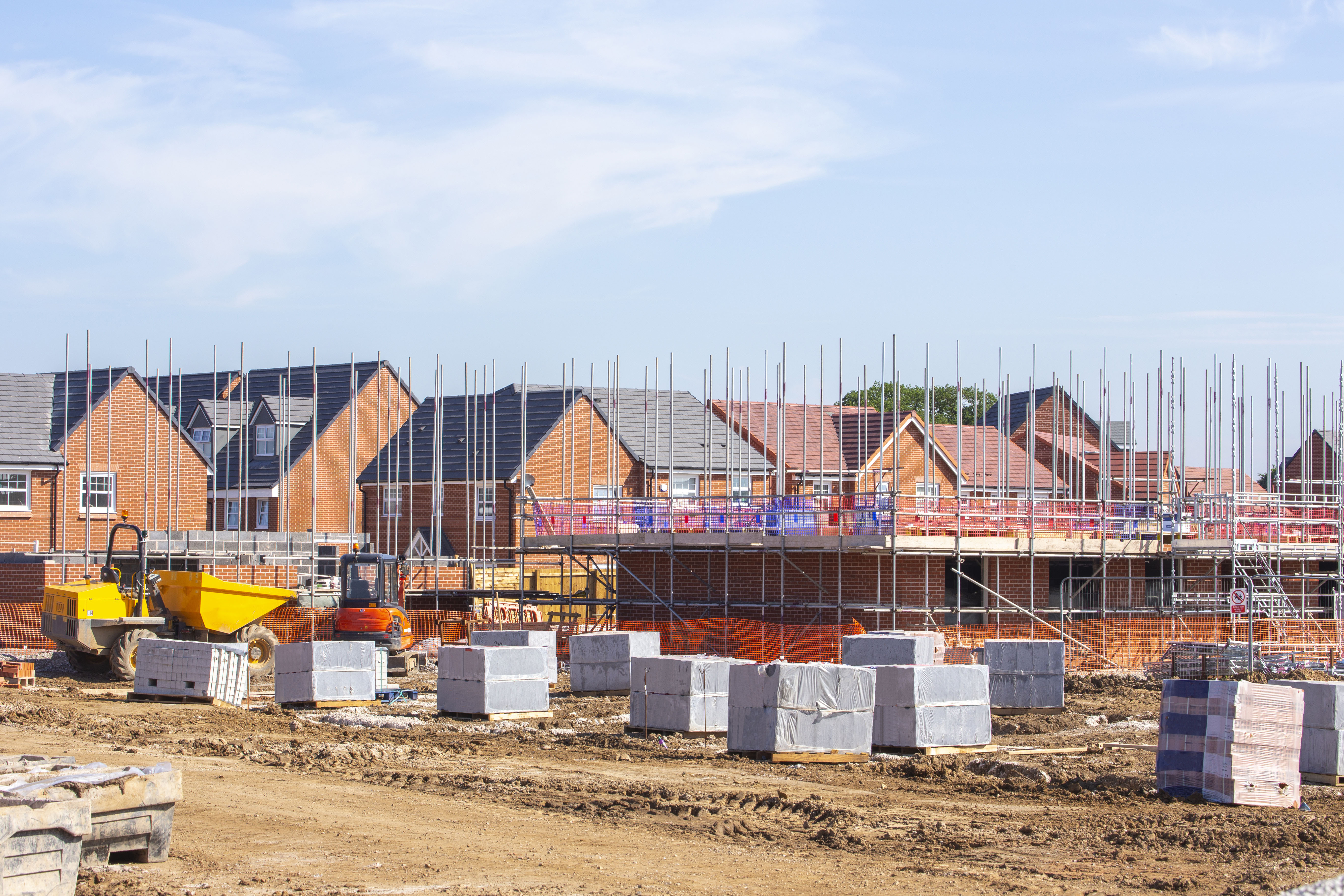 Keyguard have expanded their guarding and security services to one of the UK's leading home builders