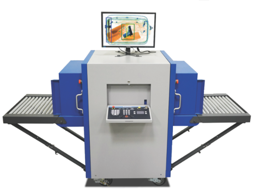 WG IS6040SE Mobile X-Ray Small Baggage & Parcel Scanner