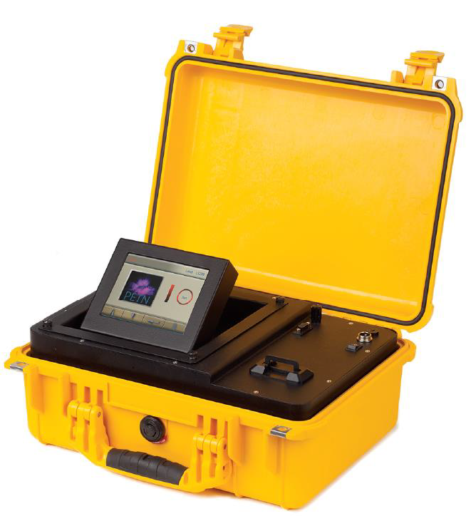EVD4500 Portable Tabletop Explosives Trace Detector