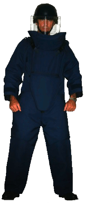 WG 153A Bomb Disposal Suit