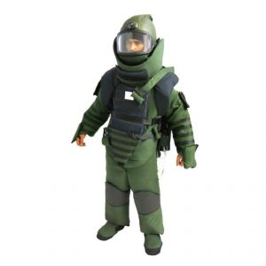 WG 5A Uprated Bomb Disposal Suit