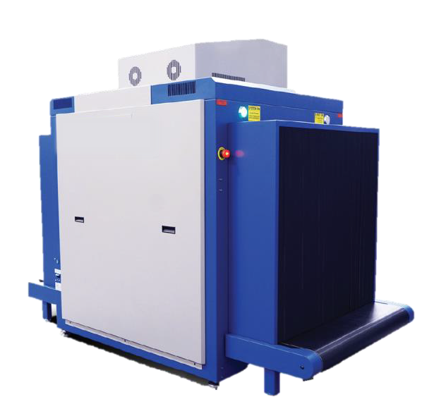 WG IS100XD X-Ray Low Conveyor Large Baggage and  Parcel Scanner