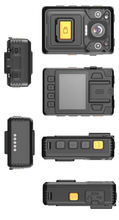 T22 Body Camera