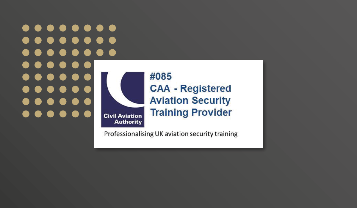 Westminster Graded Outstanding by the UK Civil aviation authority