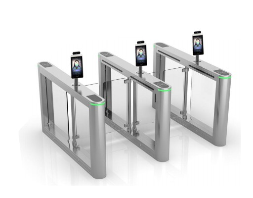 WG Temperature Detector with Integrated Turnstile and Facial Recognition