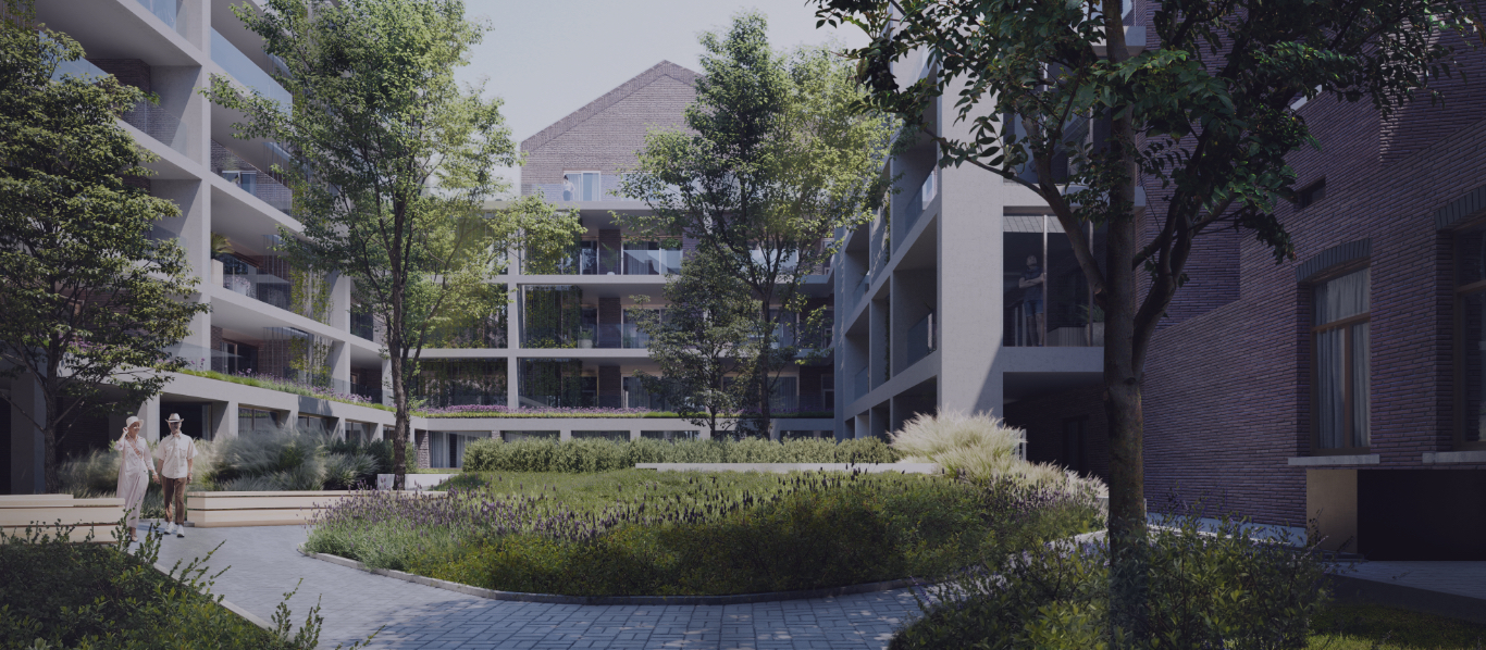 Serviceflats Ursulinenhof Hasselt