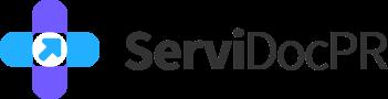 ServiDocPR Logo, regresa al inicio