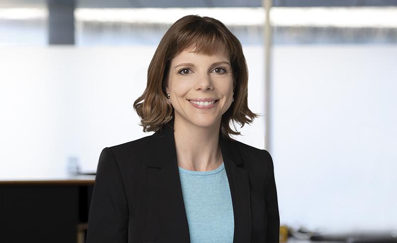 New Partner: Aline Wey Speirs