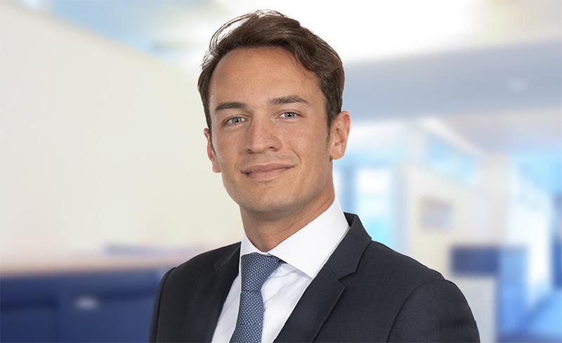 New Associate: Guillaume Jeangros