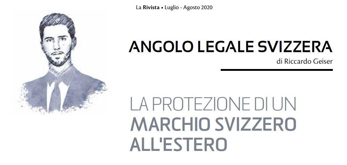La protezione di un marchio svizzero all'estero