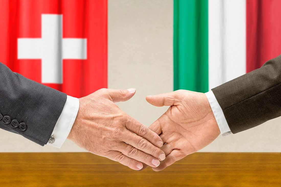 Switzerland and Italy sign new agreement on the taxation of frontier workers