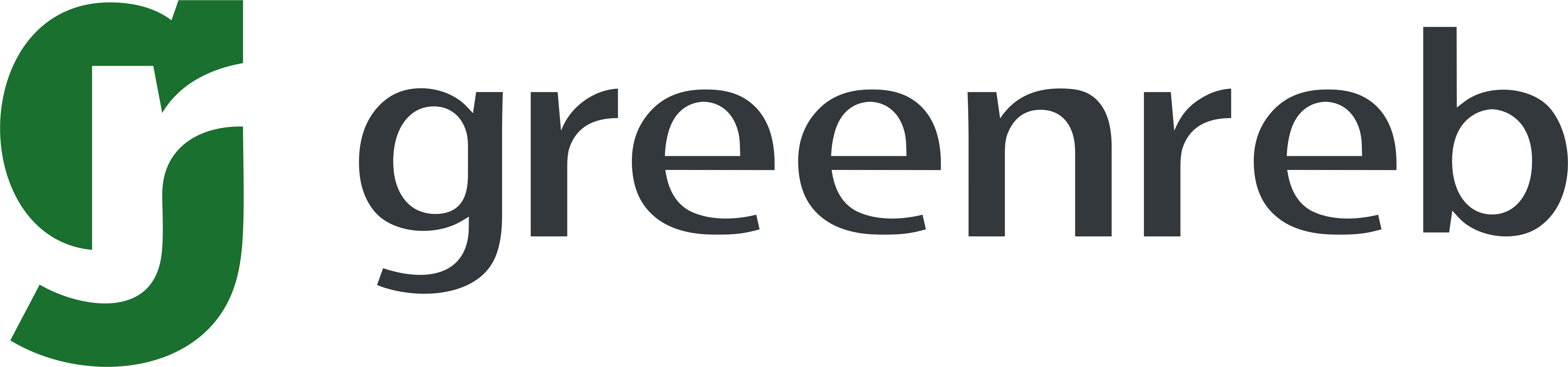 Eric Grob, CFO and Co-Founder Greenreb