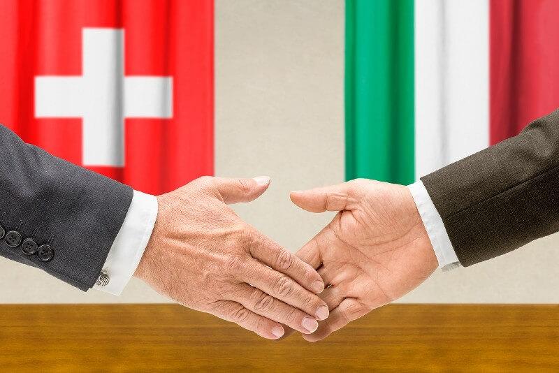 Svizzera e Italia firmano il nuovo accordo sull'imposizione dei frontalieri