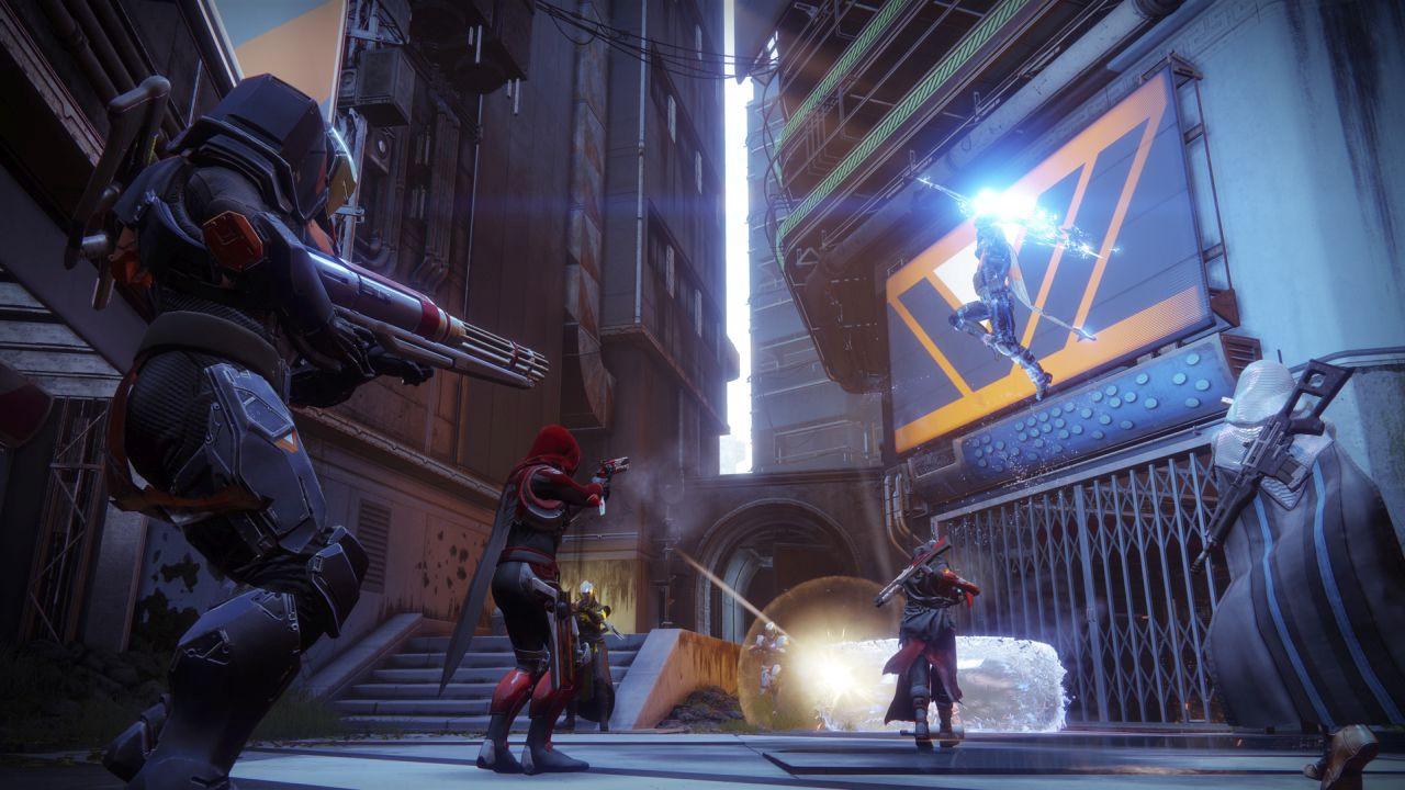 Screenshot of Destiny 2 gameplay