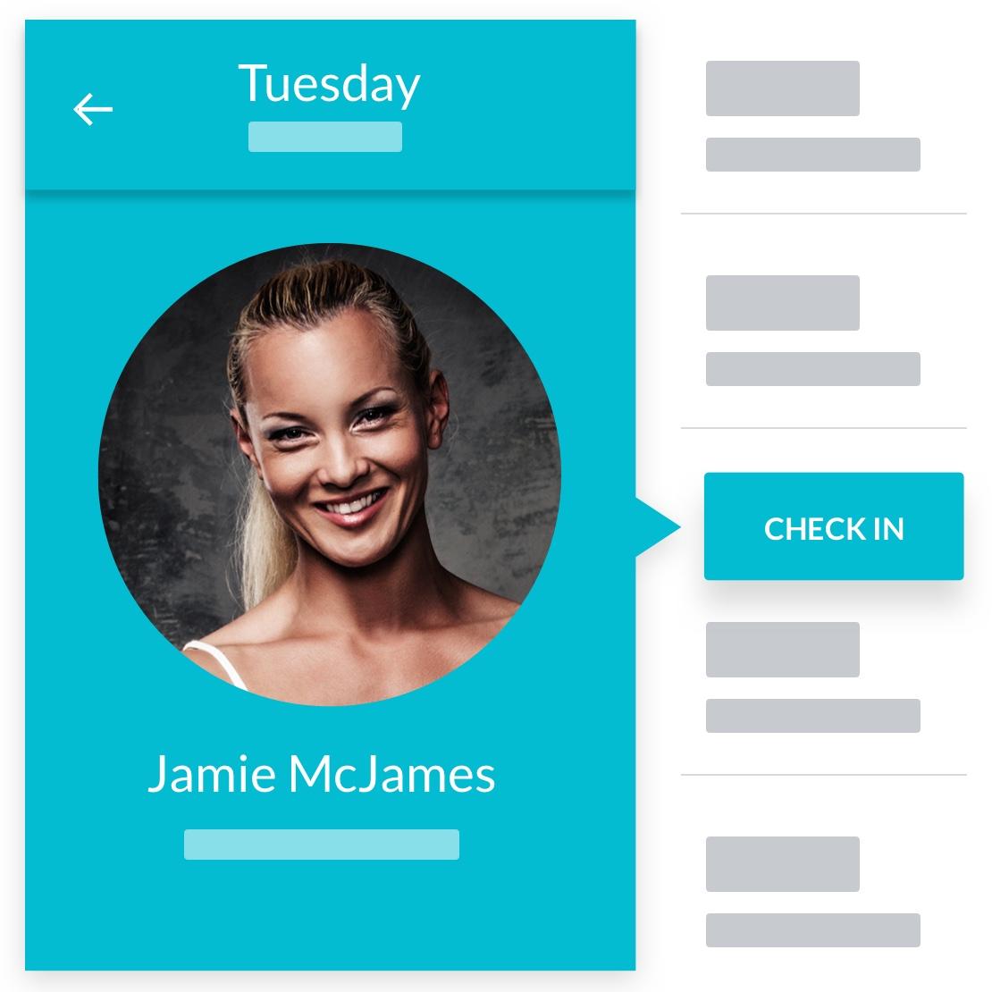 hiit studio software - run your studio better - custom member app