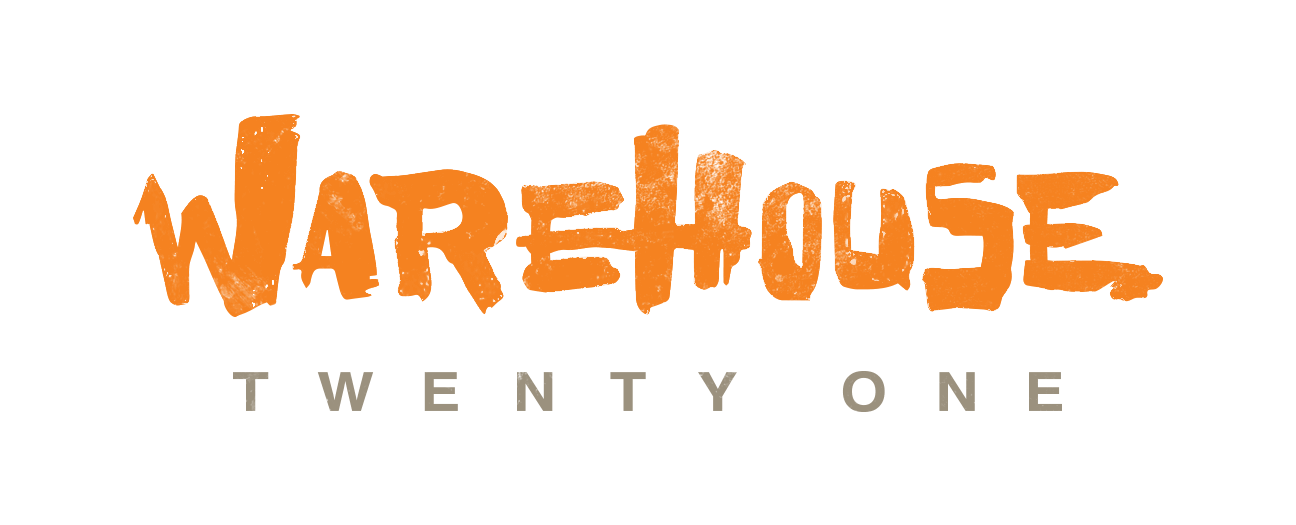 warehouse 21 sponsor logo