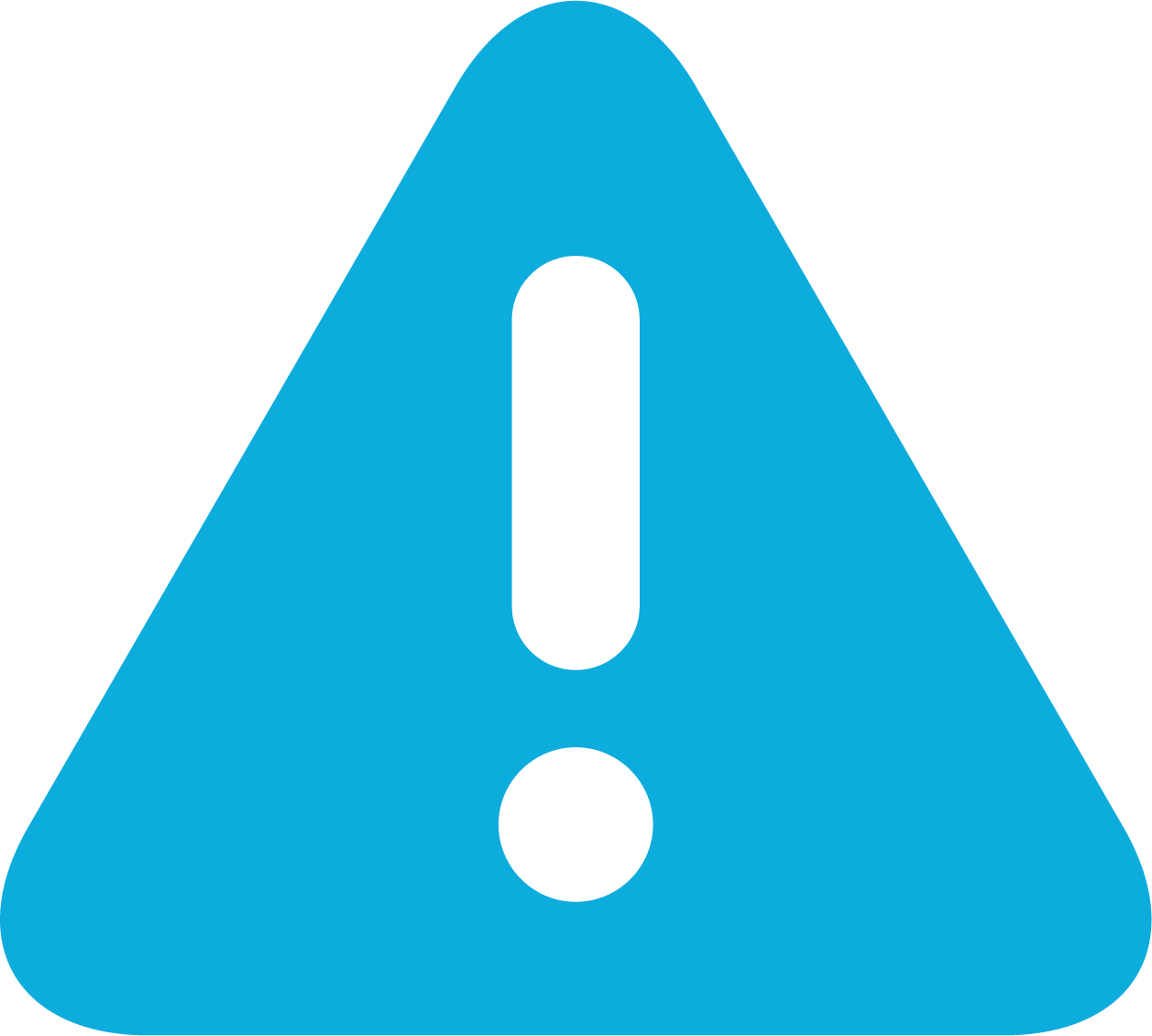 IT monitoring alert icon
