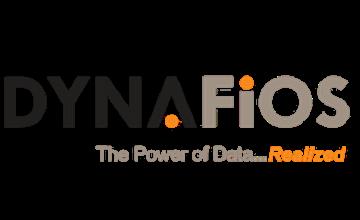dynafios logo healthcare technology