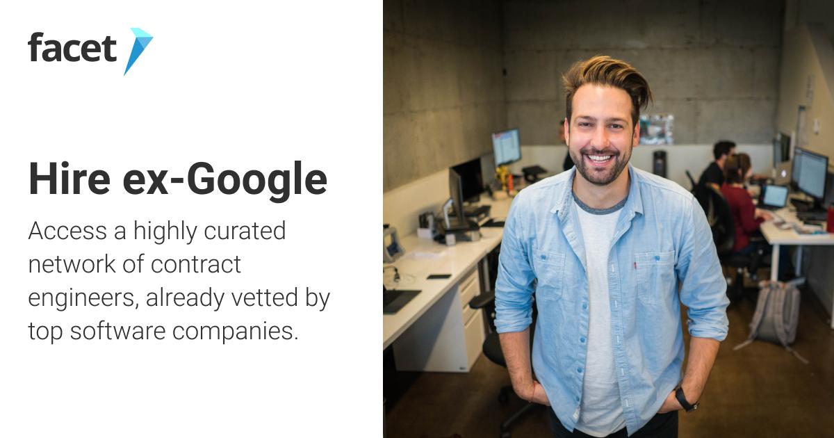 Hire ex-Google Ad