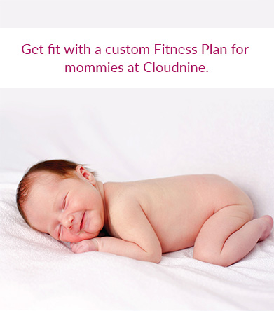 fitness plan mommies - It's Our Baby Programme