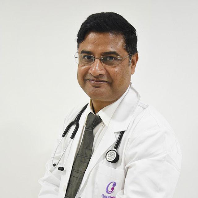 Dr. Alok Kumar Dwivedi