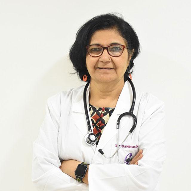 Dr. Nisha Munsif Shrotria