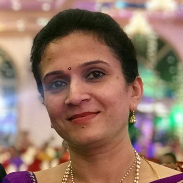 Dr. Indu Madhusudhan