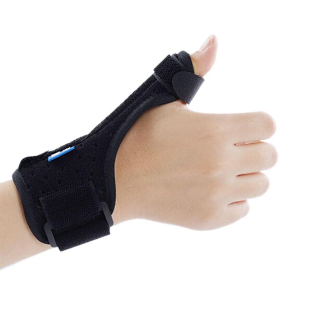 Thumb Splint Breathable Thumb Spica Wrist Support Brace for De Quervains  Tenosynovitis Arthritis Tendonitis|brace support|thumb stabilizersplint  brace - AliExpress