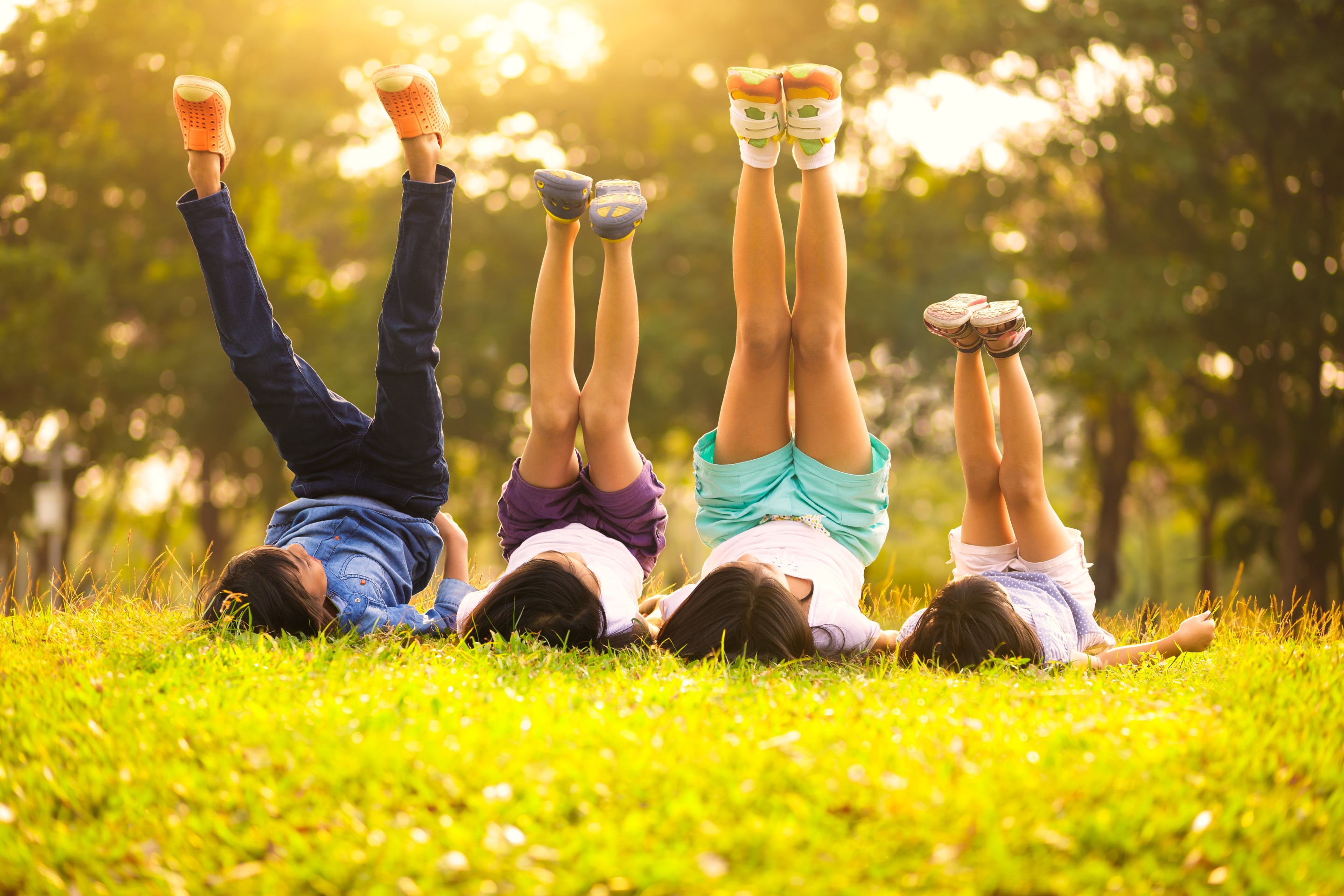 One Portion of Sunshine, Please - Tackling Vitamin D Deficiency in Children