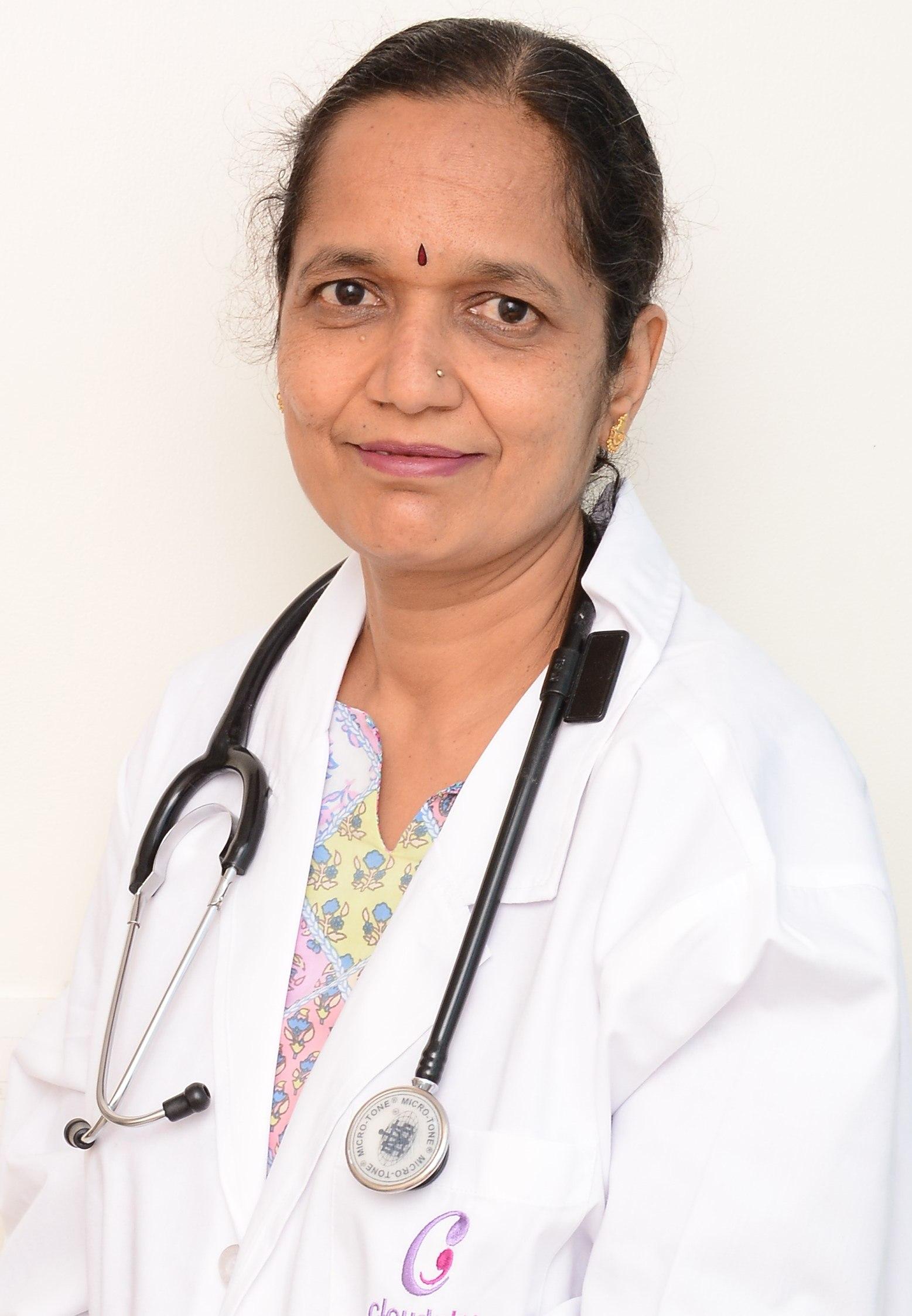 Dr. Poornima Murthy