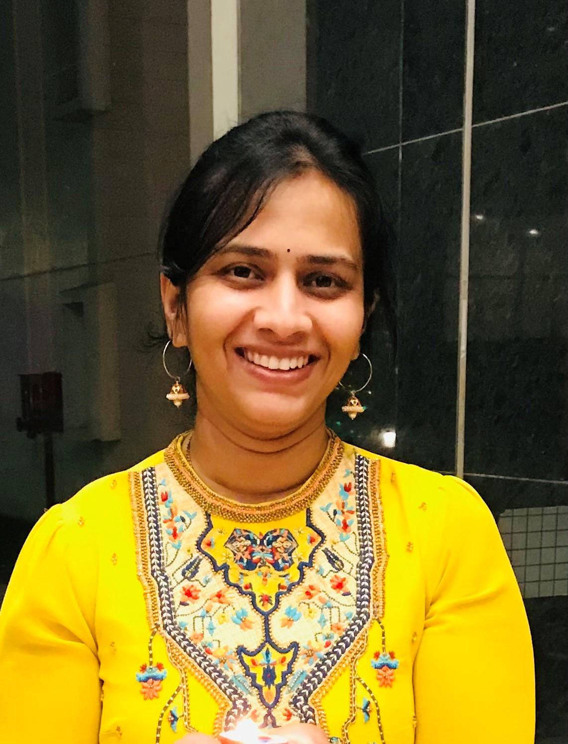 Dr. Ananya Polam Reddy