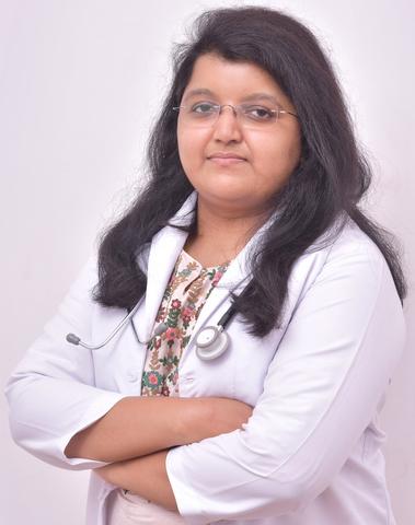 Dr. Priyanka Dilip Patil