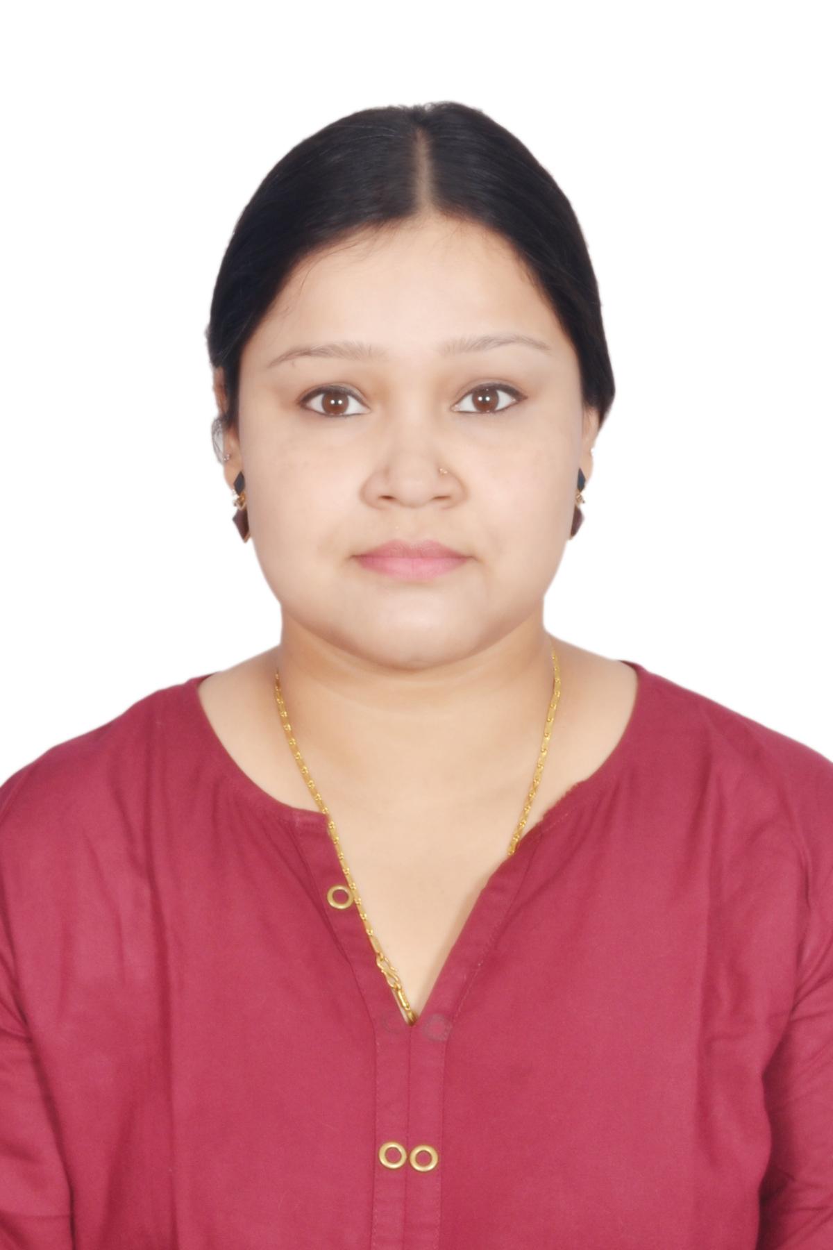 Dr. Arunima Halder
