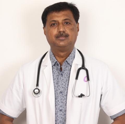 Dr. Bijendra Sinha