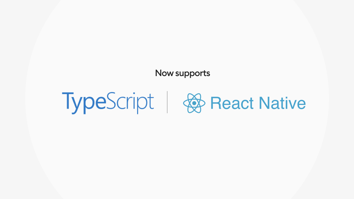 Amity Social SDK now fully supports React Native and Typescript
