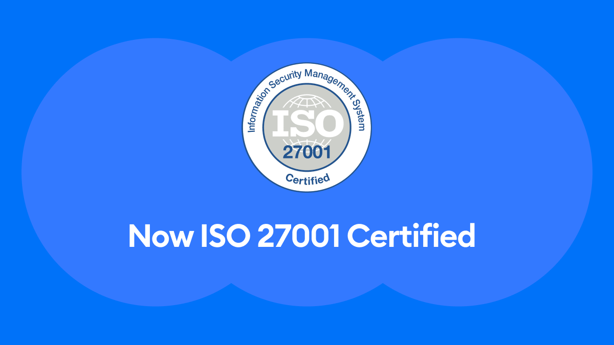 Amity ISO 27001 Certified