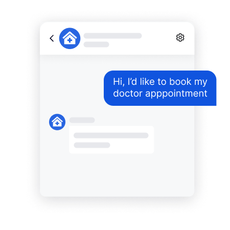 User to Service Provider Chat