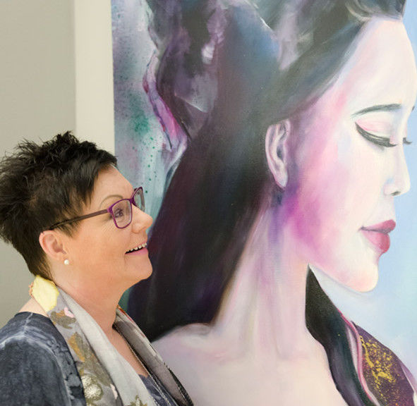 By the Power of Colour! in an Interview with Manuela Rathje