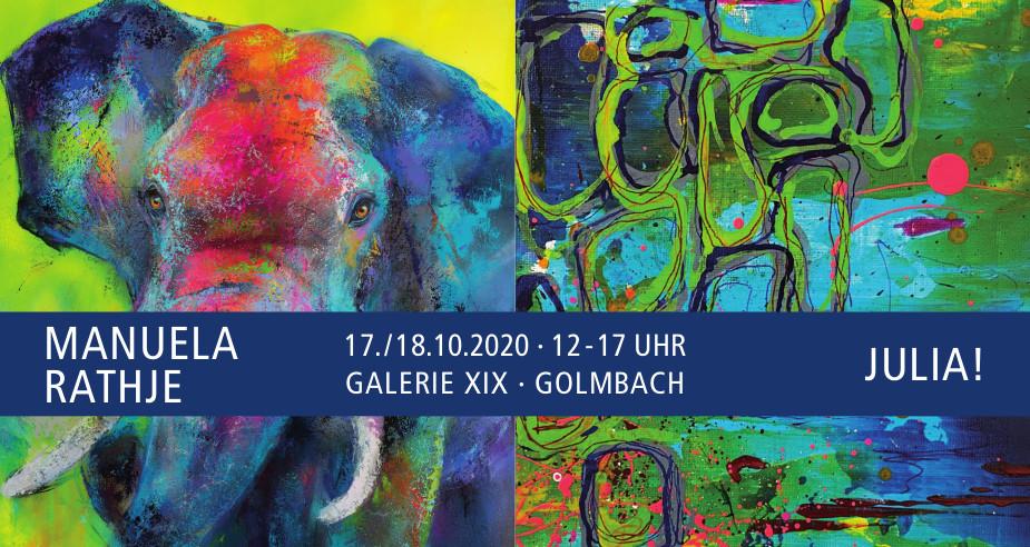 Ausstellung in der Galerie XIX