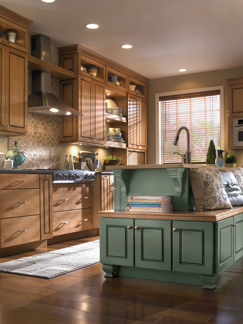 Eclectic Kitchen Remodel in Lauderdale, TN