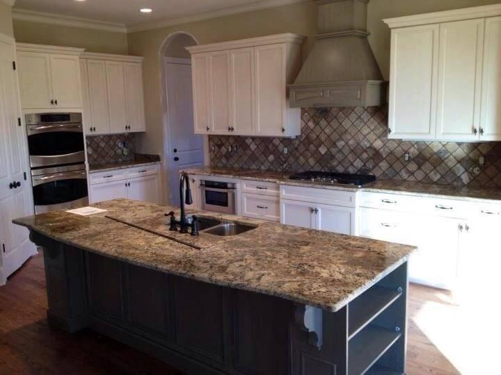 Absolute Cream Granite Countertops in Crittenden, AR