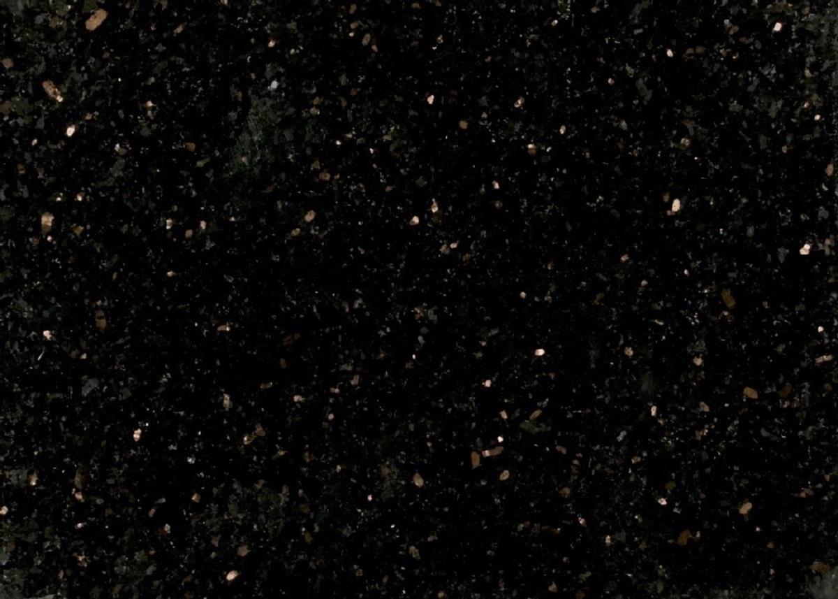 black galaxy granite style