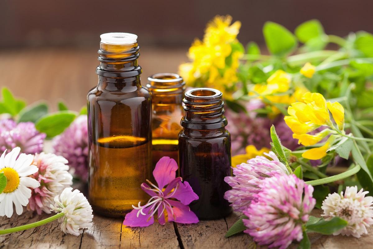 essential oils for cleaning black granite