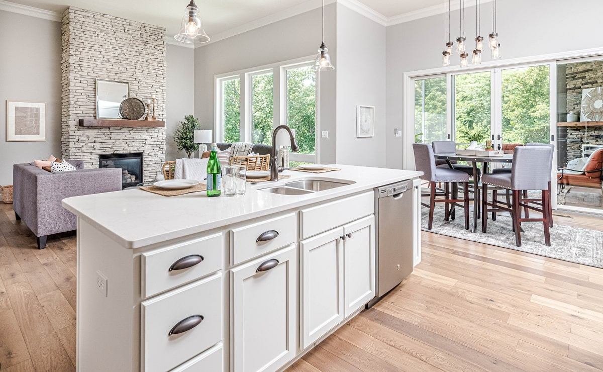 Cooking Frenzy-Ready Kitchen Island Ideas